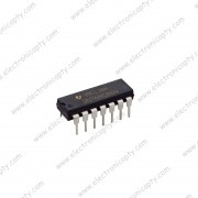 Circuito Integrado 7486 (Logic Gates QUAD 2- INPUT EXCE-OR GATE)