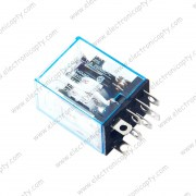 Relay Omron LY2N-J DPDT 12V DC 8 Pin