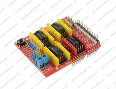 Modulo de expansion de A4988 para Arduino (Shield)