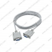 Cable RS232 (DB9) Hembra  - Hembra