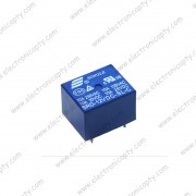 Mini Relay de Poder 12V DC SRD-SL-C 5 Pin