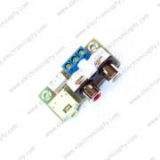 Kit Socket de Audio RCA & 3.5mm