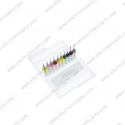 Set de Brocas de tungsteno de 0,3mm a 1,2mm