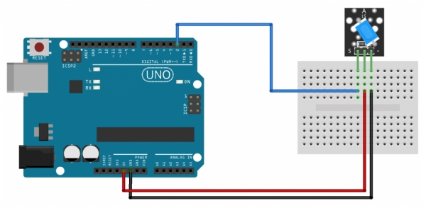 Manual - Modulo Sensor de Inclinacion